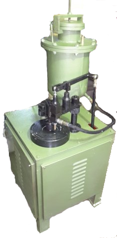 Round Conipail Lining Machine